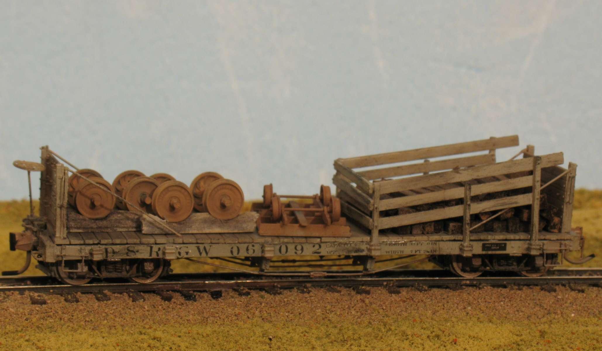 on the workbench model railroader magazine model railroading model trains reviews track. Black Bedroom Furniture Sets. Home Design Ideas