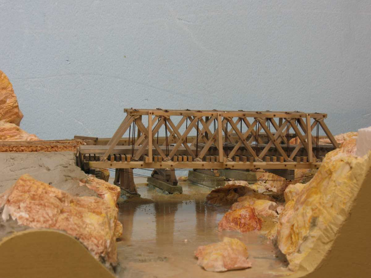 Nuts and Bolts on Trestles? - Model Railroader Magazine