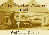 City Station Award Gold