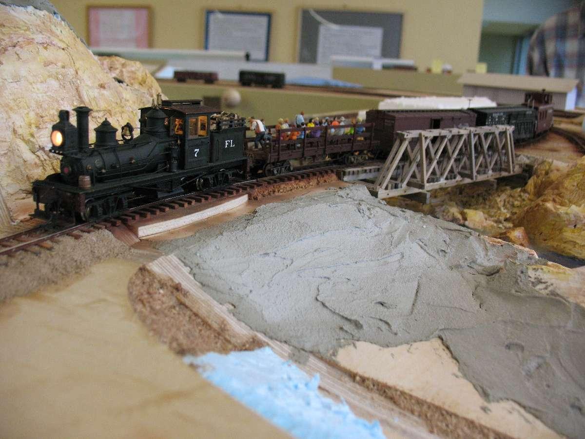 HOn3 Shay - Model Railroader Magazine - Model Railroading