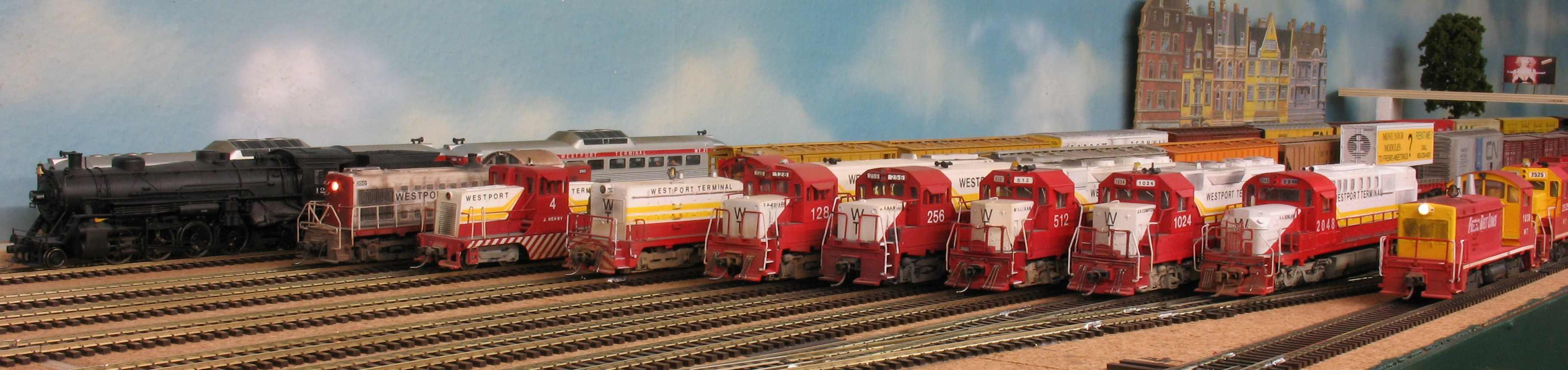 Freelance paint scheme help - Model Railroader Magazine