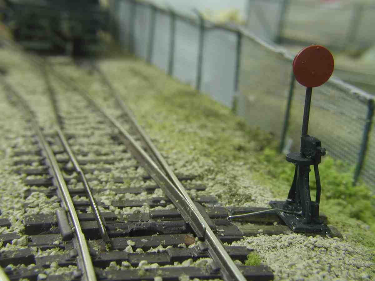 Switch Stand Question Model Railroader Magazine Model